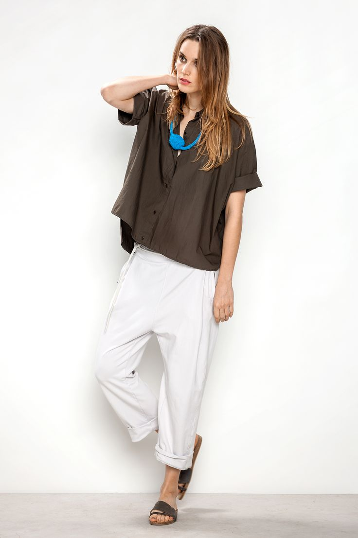 COZY › TROUSERS › HUMANOID WEBSHOP