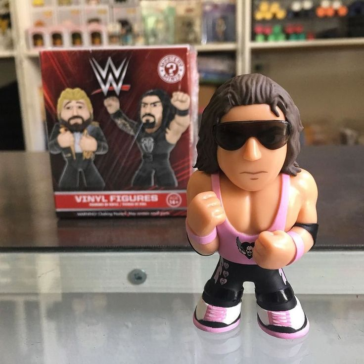 Your favourite Wrestling Superstars come out of the ring and into your collection. Steve Austin John Cena Bret Hart and many more can be found in these Mystery Minis. Shop today and save 10% off each blindbox.   #mindzai #dailydeal #wrestling #brethart #wwf #thehitman #worldwrestlingfederation #mysteryminis #blindbox #minifigures #toronto #markham