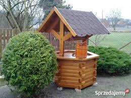 studnia ozdobna drewniana - Szukaj w Google