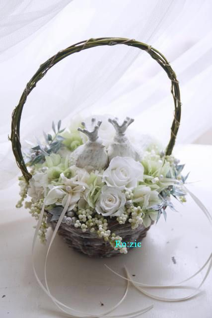 preserved flower http://rozicdiary.exblog.jp/24125911/
