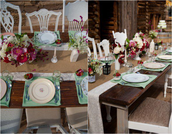662 Best Images About Rustic Wedding Table Decorations On