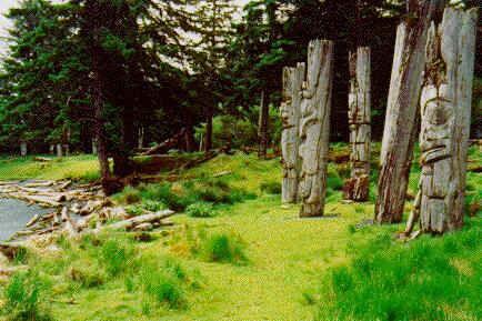 Haida Gwaii, B.C. Canada