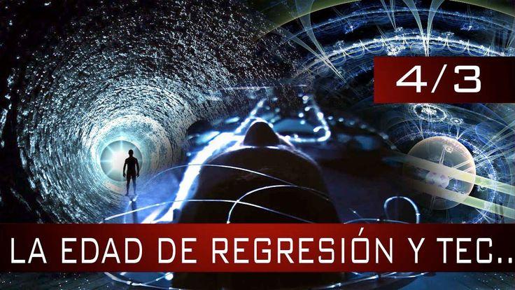 REGRESION DE LA EDAD Y VIAJE EN EL TIEMPO - Corey Goode