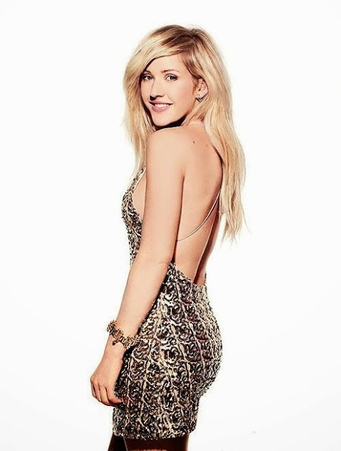 Celeb Diary: Ellie Goulding in revista Cosmopolitan UK (ianuarie 2014)