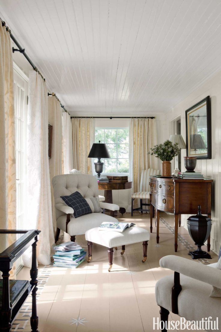 Café Design | Cape Cod Style Cottage designed by Michael Aiduss