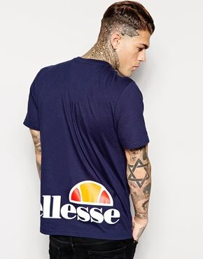 Ellis are making a comeback and we're loving it! This tidy tee with a nice big back piece is a favourite of ours...