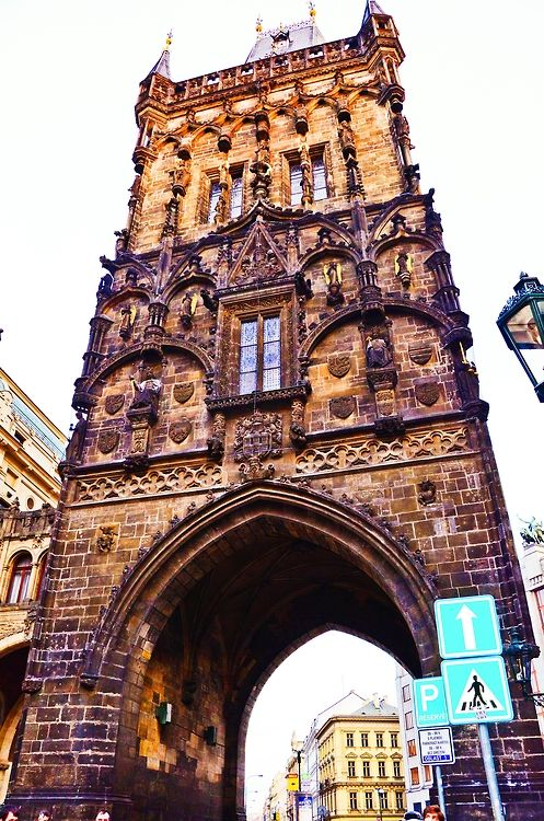 :: Travel :: Prague :: Praha :: Czech Republic :: Architecture :: Structure ::