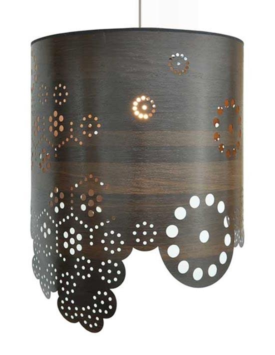 Modern Lamp Shades, Drum Lamp Shades, Modern Lamps, Drum Shade, Flower  Lampshade, Lampshades, Lighting Ideas, For Lamps, Pendant Lighting