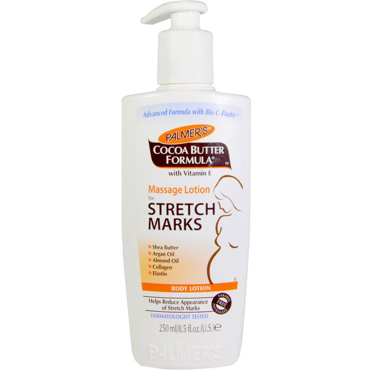 Palmer's, Cocoa Butter Formula, Massage Lotion for Stretch Marks, Body Lotion, 8.5 fl oz (250 ml) - iHerb.com