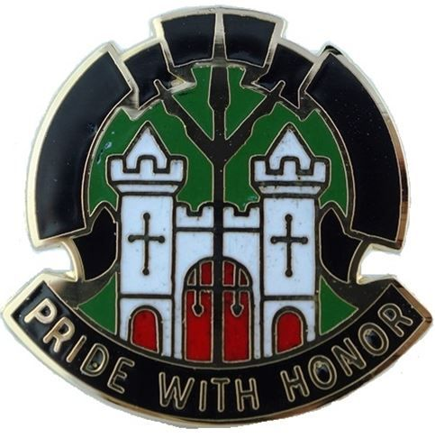 2nd Military Police Group, Motto, PRIDE WITH HONOR