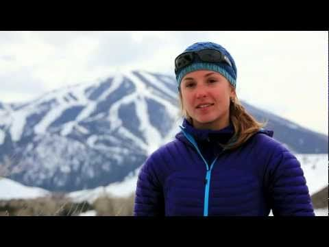 Whittaker Mountaineering Guide Melissa Arnot talks about the gender gap in mountaineering and how to get started climbing mountains.