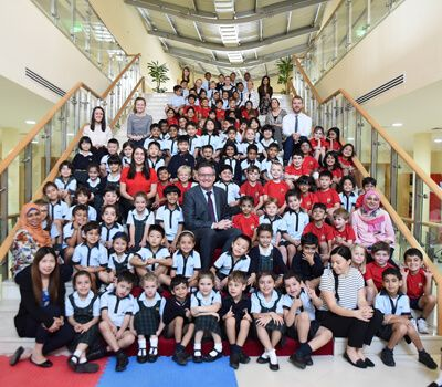 Kings' Education Committed to being a Leader in Student Happiness & Wellbeing