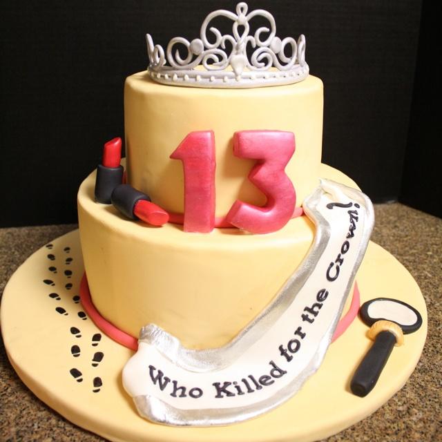 Cake Birthday  Degrees