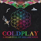 #Ticket  COLDPLAY Ticket FRANKFURT 30.06.2017 Konzert Tour Stehplatz Innenraum Karte #chf