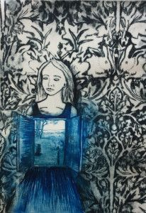 Seven Printmakers Respond to Place - A snap shot of the Artists and their work