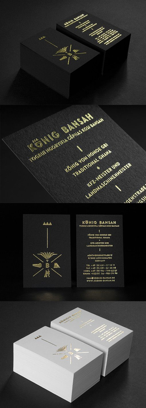 141 best Design: Business Card images on Pinterest | Business card ...