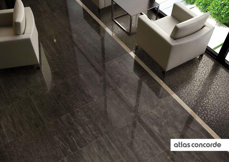 #MARK tobacco   #Floor design   #AtlasConcorde   #Tiles   #Ceramic   #PorcelainTiles