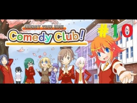 Cherry Tree High Comedy Club - Practicing a duo [S03E10]