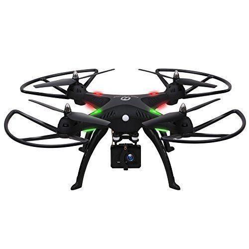 Drone Quadcopter HD Camera Altitude Hold One Key Return Headless Mode Function  #DroneQuadcopterHDCamera