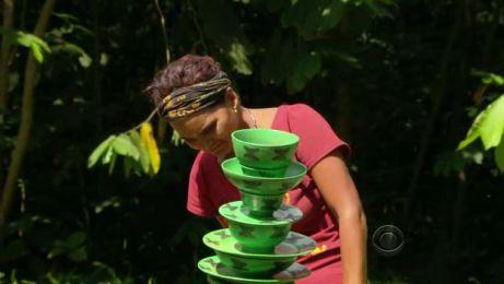 survivor heroes vs villains sandra   Survivor Heroes vs. Villains FINALE RECAP! Sandra sets Russel's Hat on ...