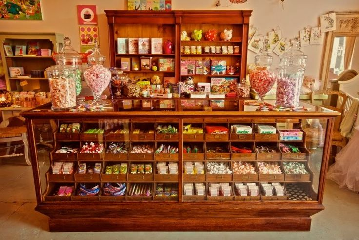 Old-Fashioned Candy Store | Favors | Old Fashioned Candy Bar | Lauren Alexandra in Briarcliff ...