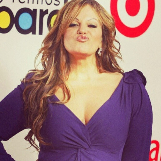 Kisses to My Haters! Jenni Rivera