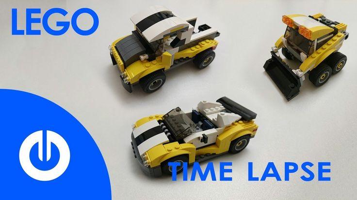 Lego creator набор 31046 3 в 1