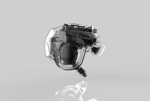 r2-r:Combat Helmet by Sihyeong Ryu