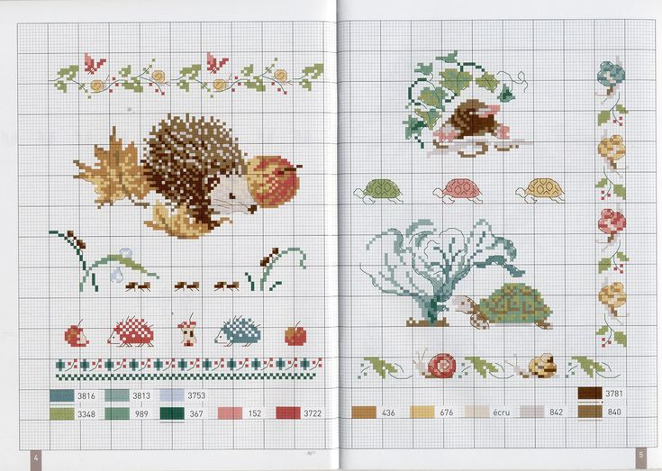 flores y plantas: Crosses Stitches Patterns, Crossstitch, Points De, Broderie Animaux, Crosses Stitches Charts, Little Animal, Watches, Stitches Animal, Cross