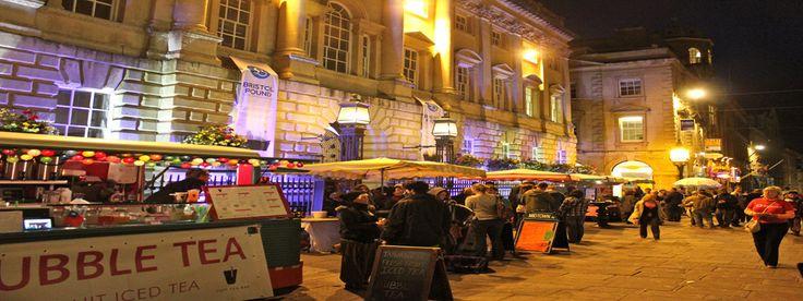St Nicholas Market - Bristol