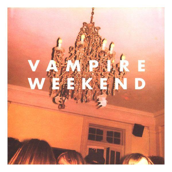 Vampire Weekend : Vampire Weekend (Self Titled) LP