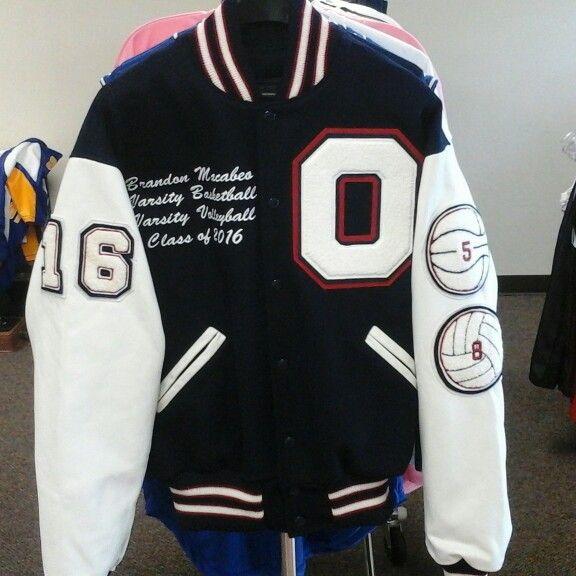 244 best varsity jacket