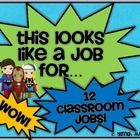 Here are 10 SUPER fun and superhero themed jobs and poster that you can use for your classroom!This looks like a job for...Iron Man Math {Morni...