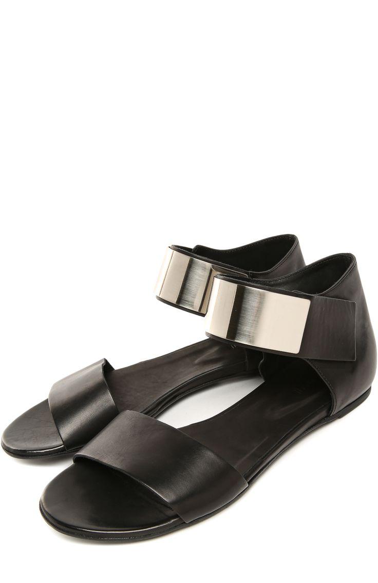 Женские белые сандалии Vic Matie, арт. 1L5460D.L86L550 купить в ЦУМ | Фото №2
