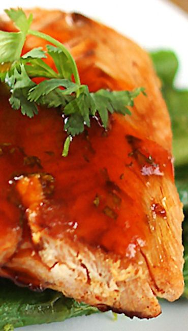 prada eyewear Sriracha Lime Salmon  Recipe
