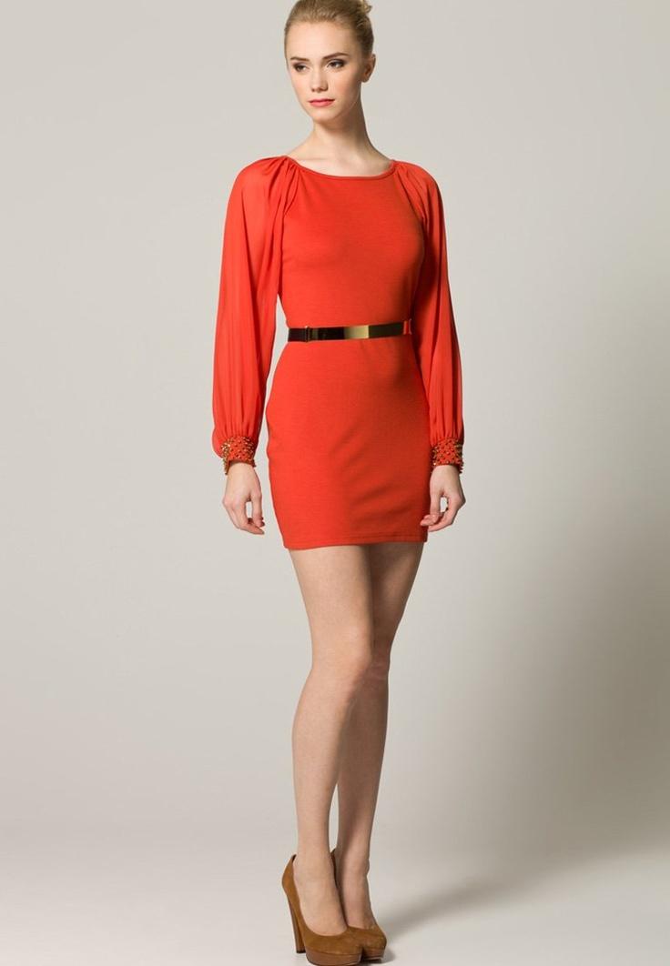 Paprika Robe orangePromo Robe, Robe Orange, The Dress, Robe T Shirts, Paprika Robe