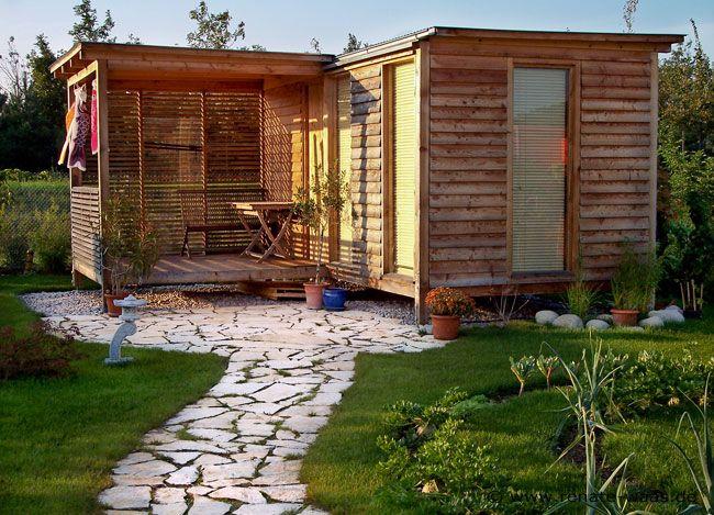 25+ Best Ideas About Geräteschuppen Bauen On Pinterest ... Gartenhaus Mit Schuppen Camping Bilder