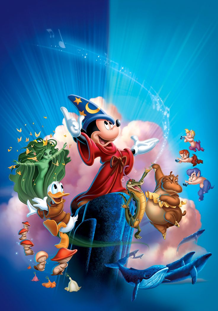 Fantasia 2000 (1999) | Animation ~ Family ~ Fantasy | New interpretations of great works of music are presented