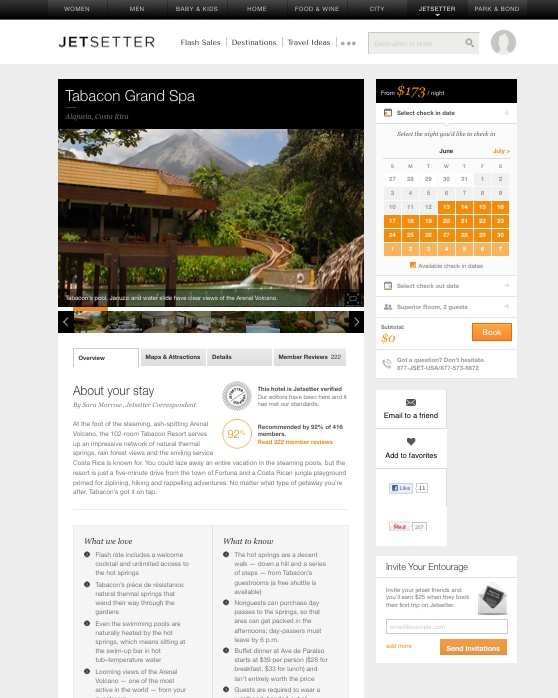 what would it be like if counseling website was designed like a vacation site?