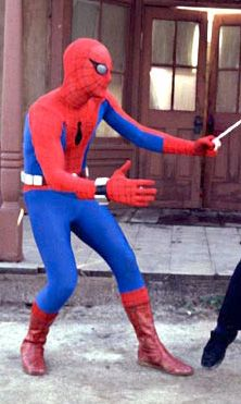 The Amazing Spider-Man 1970s Live Action TV Show / Nicholas Hammond 7/12/2016 ®....#{T.R.L.}