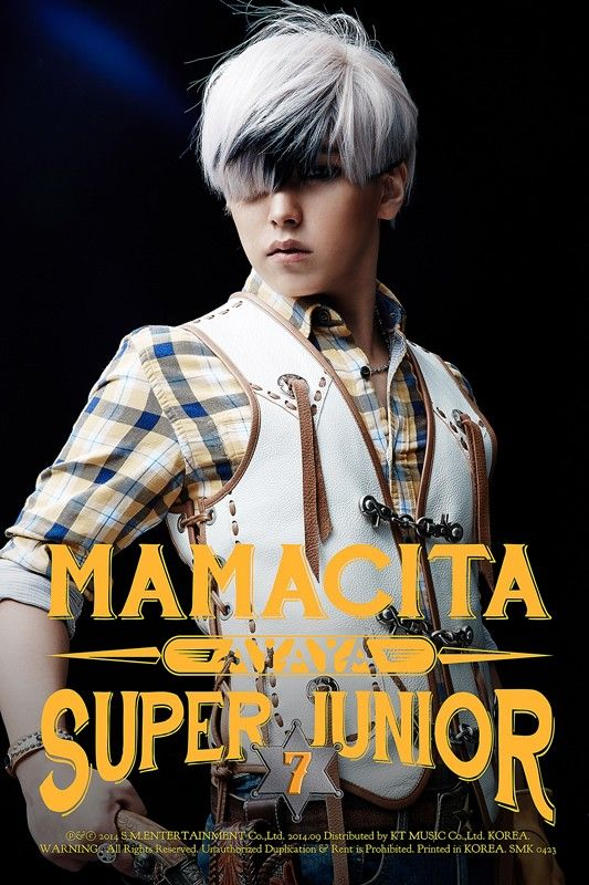 Super Junior continue to tease with 3rd batch of teaser photos for 'MAMACITA' | allkpop.com