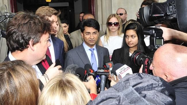 """NEARLY six months after police launched an internal review of his wife's murder case, Lloyd Rayney says he hasn't heard """"a single word"""" from authorities."""