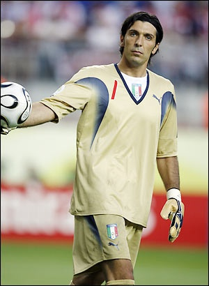 Gianluigi Buffon (Ita) keeper
