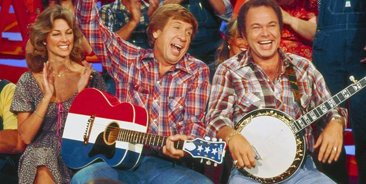 Hee Haw's Buck Owens and Roy Clark | Time Rewinds | Pinterest