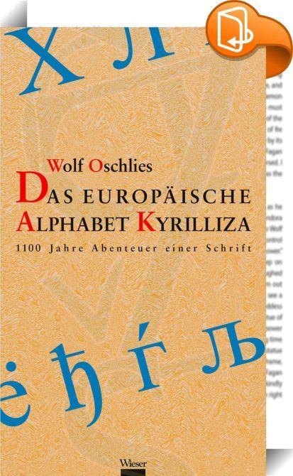 Das europäische Alphabet Kyrilliza    :  Russisch würde man ja gern lernen, wäre da nicht dieses schreckliche Alphabet, kyrillisch (oder wie es heißt)... Weg mit diesem frequenten Selbstbetrug! Kyrillisch schreiben zahlreiche Nichtslawen (z. B. rumänische Moldover) und sechs slawische Völker, darunter unser EU-Partner Bulgarien, weswegen seit Frühjahr 2013 immer mehr Euro-Scheine mit drei Schriften kursieren: EURO (Lateinisch), EYPO (Griechisch) und EBPO (Kyrillisch). Kyrillisch verwei...