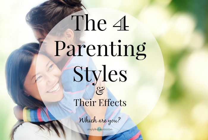 called effects of parenting styles on There are four major recognized parenting styles: permissive parenting can have long-term damaging effects authoritarian parenting, also called strict.