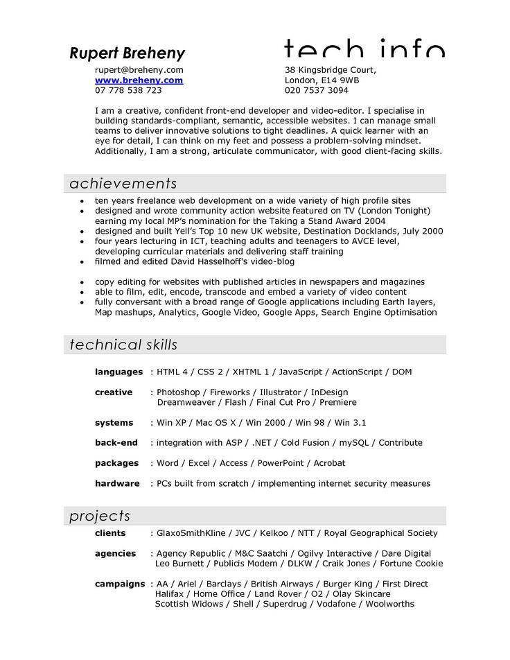 Production Editor Resume Production Editor Resume Sample Resume - production editor resume