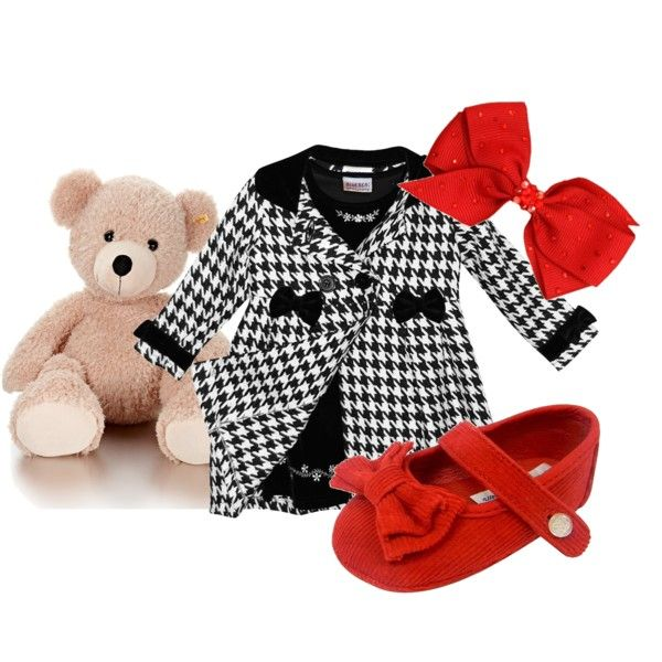 Christmas morning outfit for baby girl