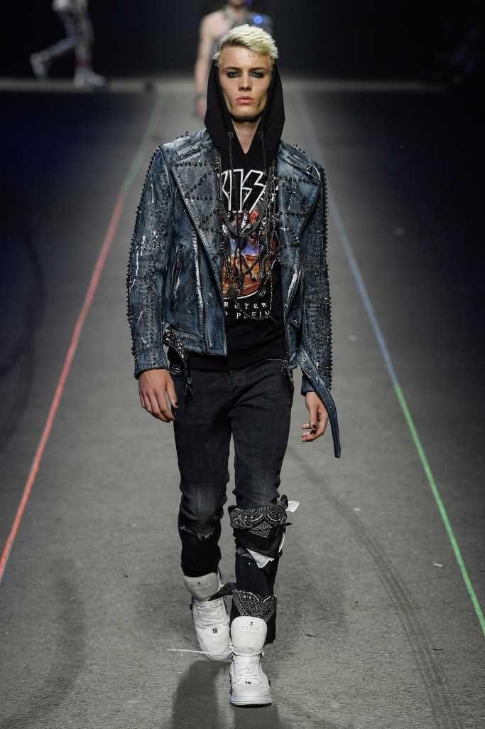 Male Fashion Trends Philipp Plein Spring Summer 2020 Milan