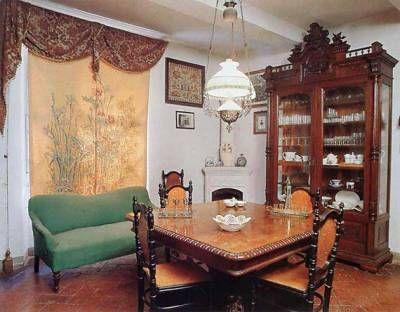 Casa di Pascoli a Castelvecchio